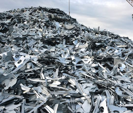 stainless steel recycling